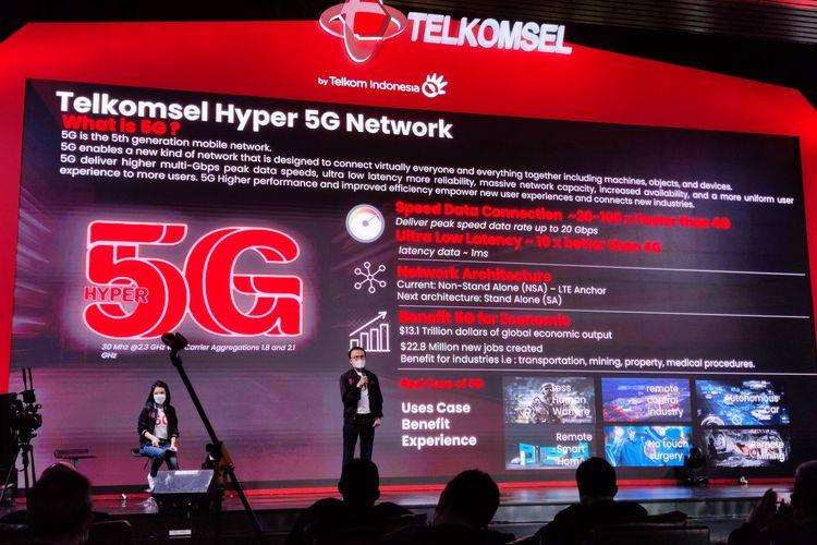 Segini Harga Paket Internet 5G Telkomsel